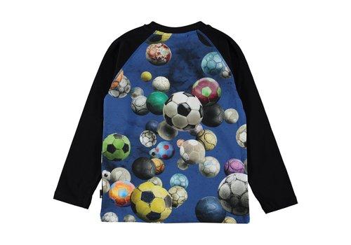 Molo Molo Remington T-shirt LS Footballs