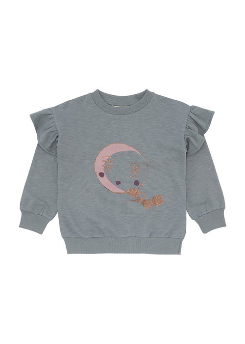 Soft Gallery Soft Gallery Elesse Sweatshirt Trooper Moonkiss