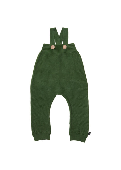 CarlijnQ CarlijnQ Knit Basics Salopette Green