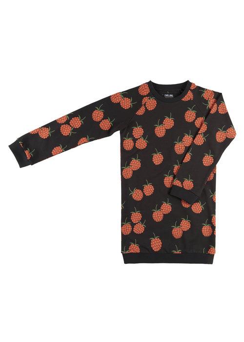 CarlijnQ CarlijnQ Blackberry sweater Dress