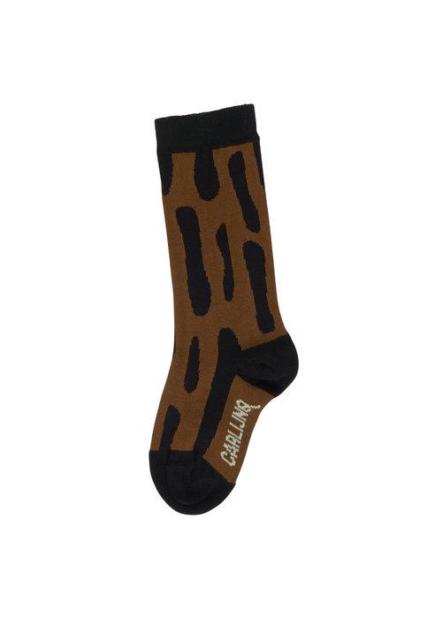 CarlijnQ CarlijnQ Bark Knee Socks