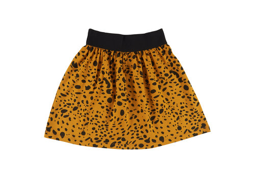 CarlijnQ CarlijnQ Spotted Animal Skirt