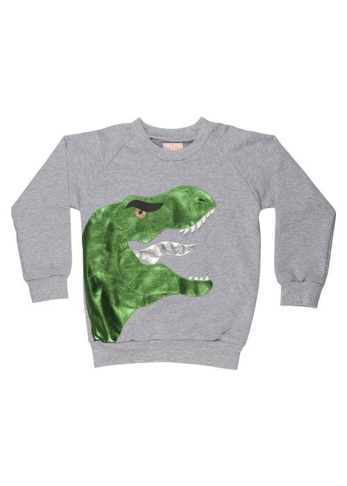 Wauw Capow by BangBang CPH Wauw Capow by BangBang Mr. T Sweater Grey