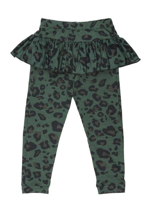 Wauw Capow by BangBang CPH Wauw Capow by BangBang Betty Legging Green Leopard
