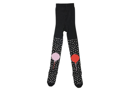 Wauw Capow by BangBang CPH Wauw Capow by BangBang Let it Go Tights -Black with Little Dots