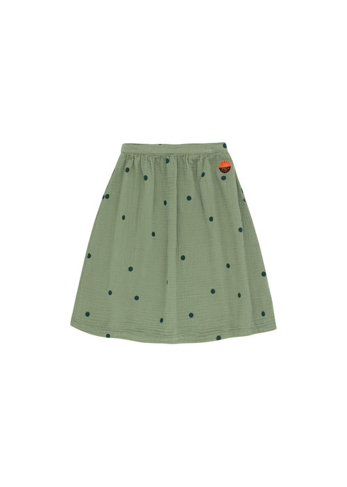 Tinycottons Tinycottons Dots Sunset Long Skirt