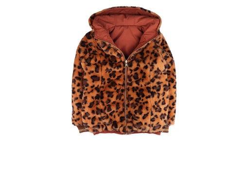 Ammehoela Ammehoela Lola Reversible Jacket Pink Tiger