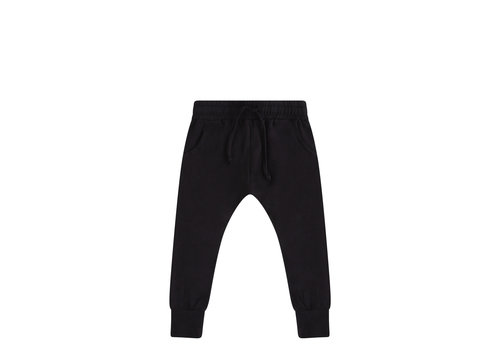Mingo Mingo Winter Slim Fit Jogger Black