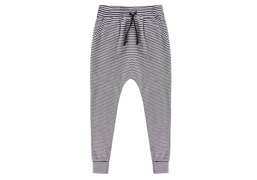 Mingo Mingo Winter Slim Fit Jogger Stripes
