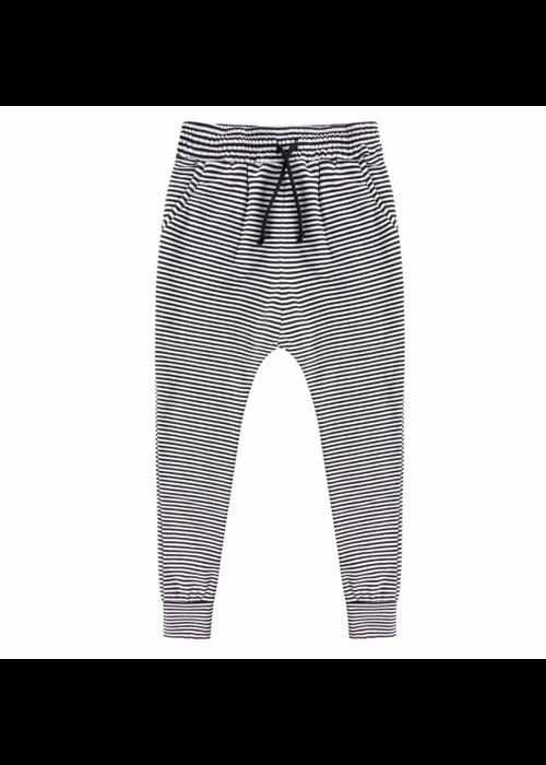 Mingo Mingo Winter Slim Fit Jogger Stripes