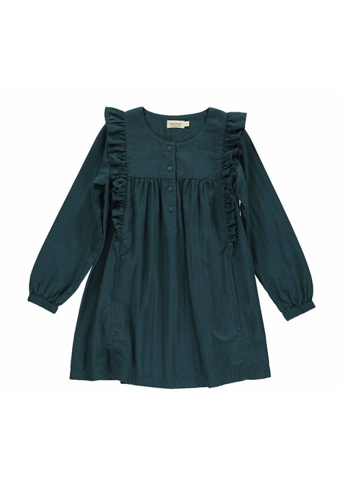 MarMar MarMar Dorvia Dress Oily Blue