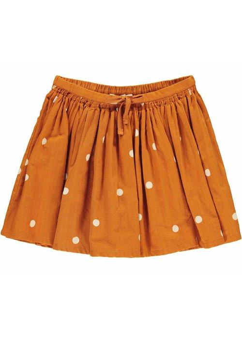 MarMar MarMar Sille Solid, skirt- Turmeric Polka
