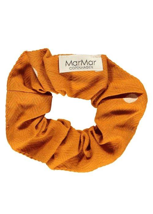 MarMar MarMar Scrunchie Turmeric Polka