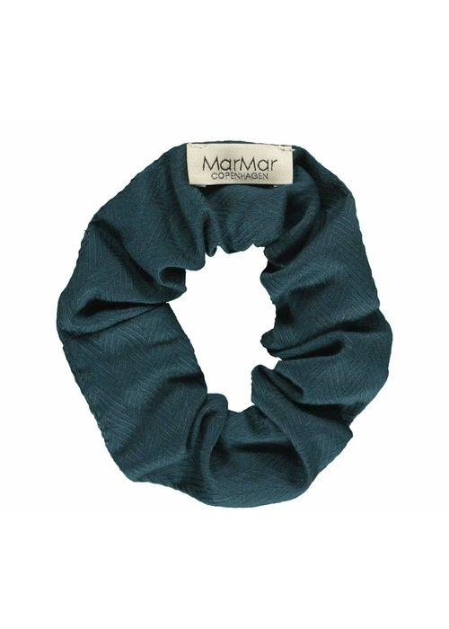 MarMar MarMar Scrunchie Oily Blue