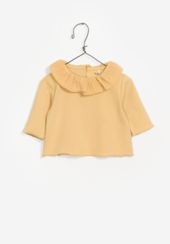 PlayUp T-shirt Rib Solistice