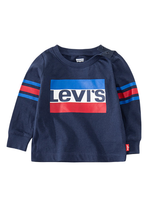 LEVI'S LEVI'S Tee Shirt LS Dress Blues