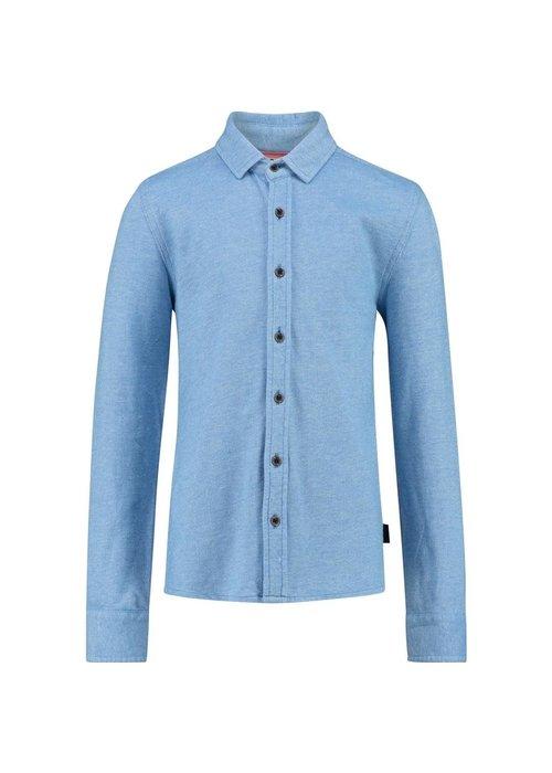 CKS CKS Yoricks LS Shirt Sydney Blue