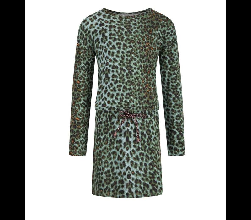 CKS Iowa Grassgreen Dress Short