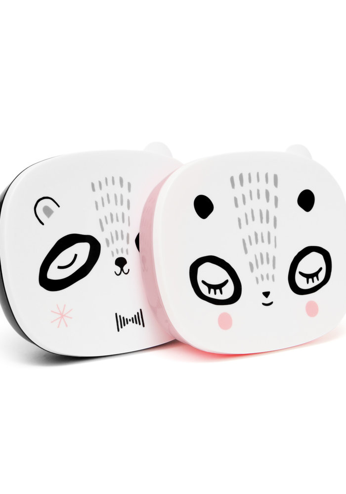 Petit Monkey Lunchbox Mr Panda