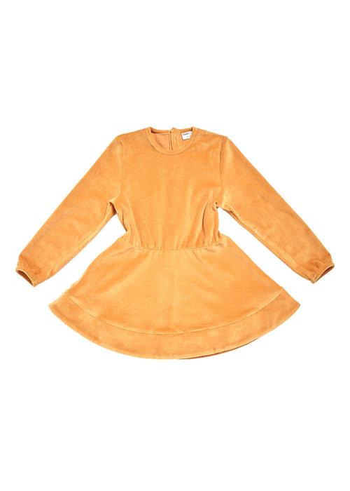 Maed for Mini Maed for Mini Golden Grasshopper Dress