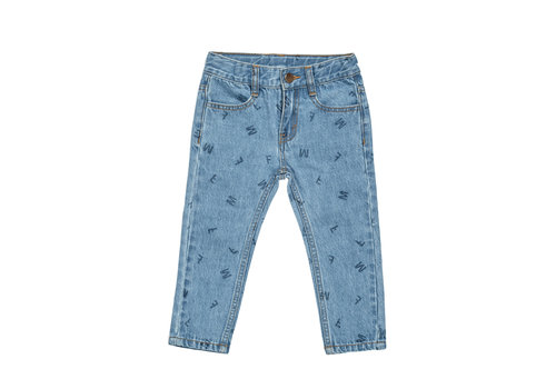 Maed for Mini Maed for Mini Brave Bull Jeans