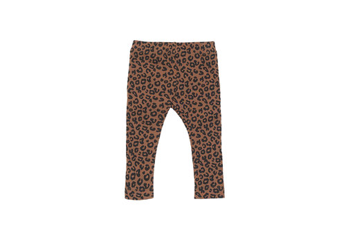Maed for Mini Maed for Mini Chocolate Leopard Pants
