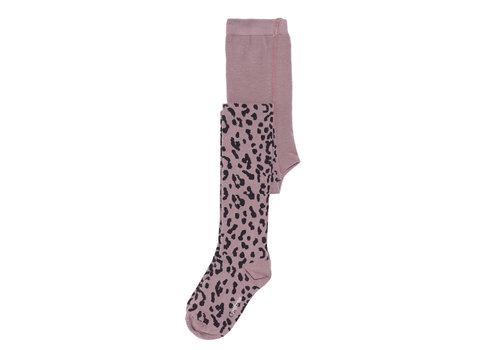Maed for Mini Maed for Mini Lilac Leopard Tights