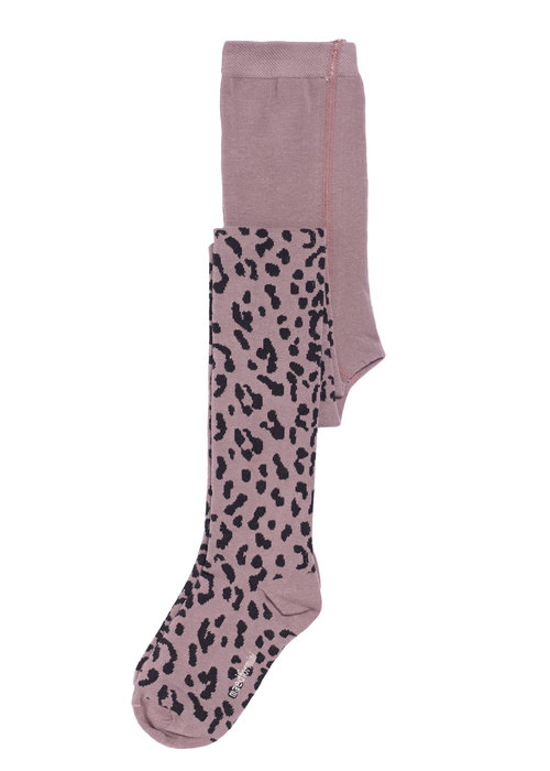 Maed for Mini Maed for Mini Lilac Leopard Tights