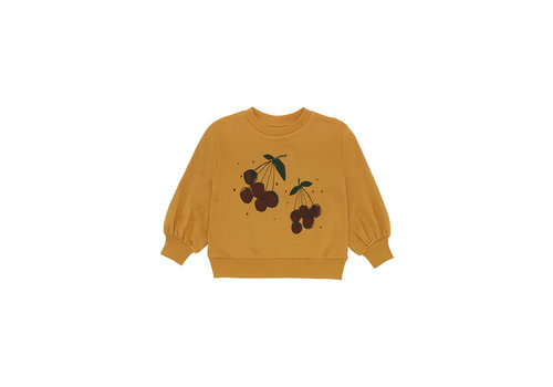 Soft Gallery Soft Gallery Elvira Sweatshirt Inca Gold Very Berry