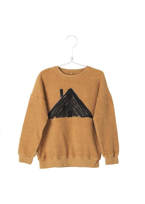 Lötiekids Lötiekids Polar Sweatshirt Cottage Caramel