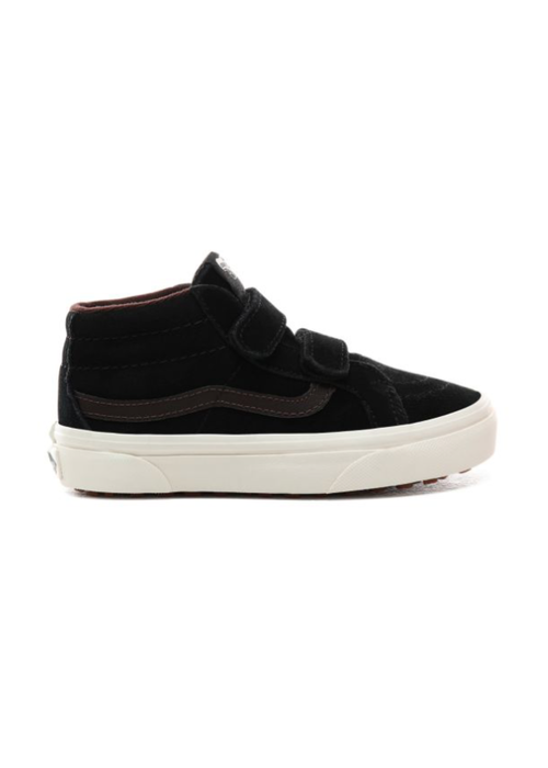 VANS Vans Mid Black/Chocolate Torte