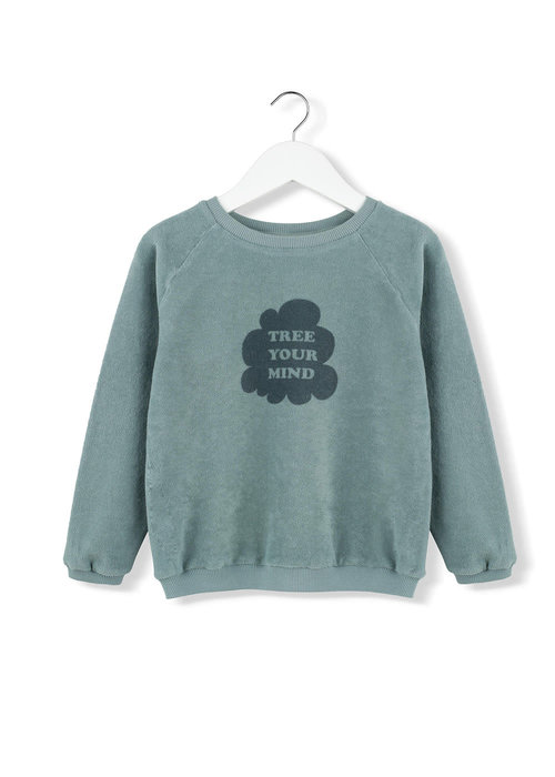 Kids on the Moon Kids on the Moon Tree Your Mind Sweatshirt