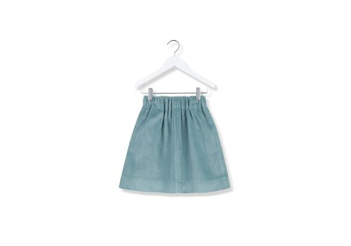 Kids on the Moon Kids on the Moon Cord Sky Skirt