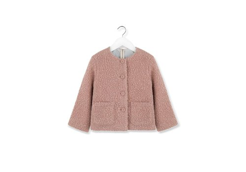 Kids on the Moon Kids on the Moon Pink Moss Jacket