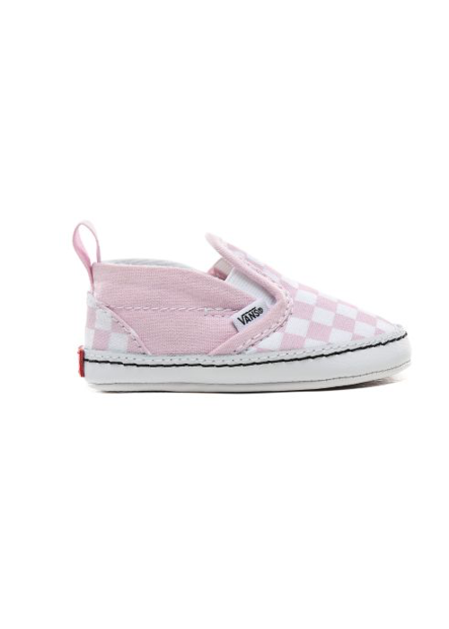 VANS Vans Crib Pink Checkers