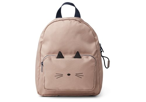 Liewood Liewood Alan Backpack Cat Rose