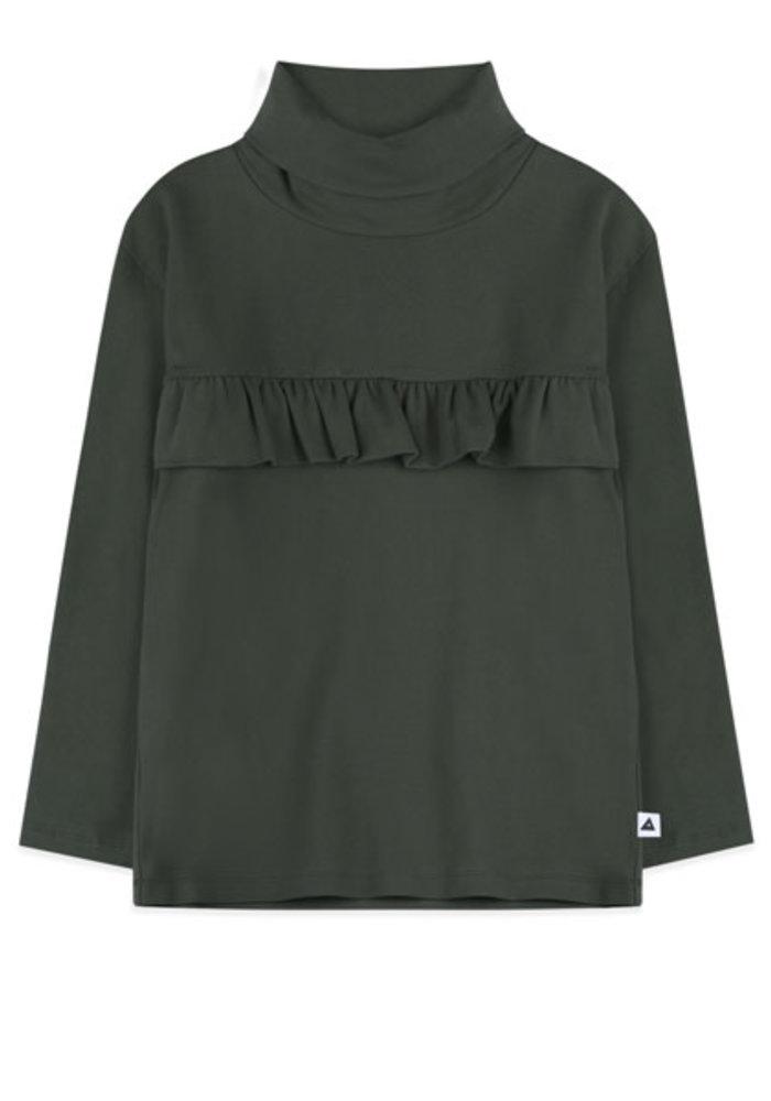 Ammehoela Coco Shirt Dark Army