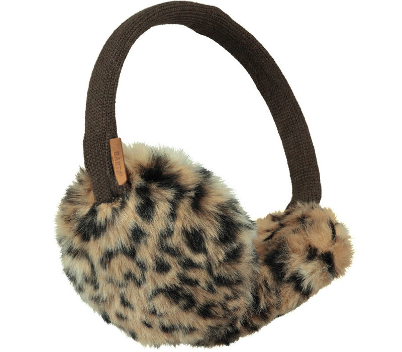 Barts Plush Earmuffs Animal