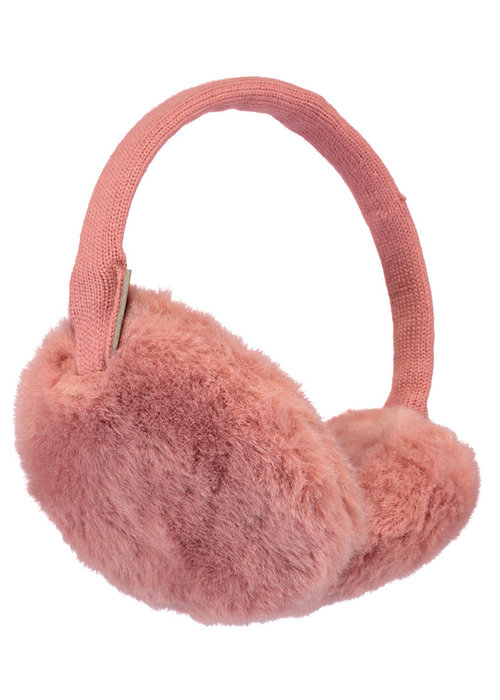 Barts Barts Plush Earmuffs Morganite