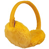 Barts Barts Plush Earmuffs Yellow