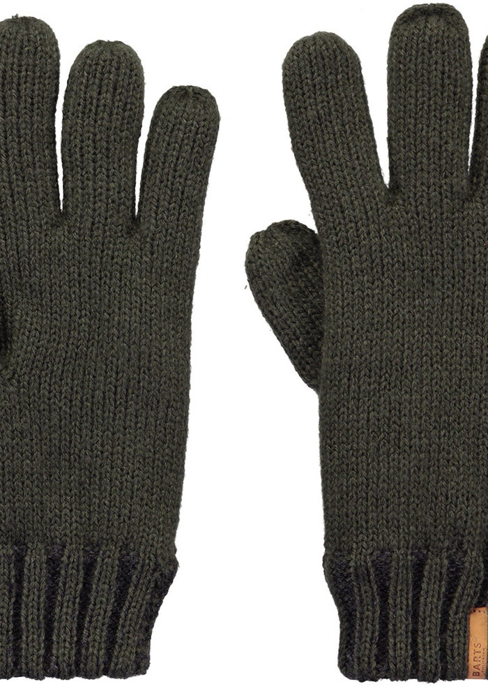 Barts Brighton Gloves Kids 6-8 yrs Army