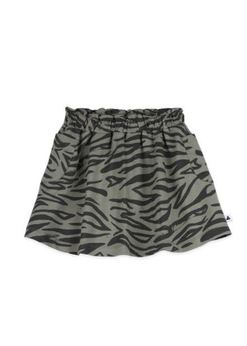 Ammehoela Ammehoela Flynn Skirt Tiger Army