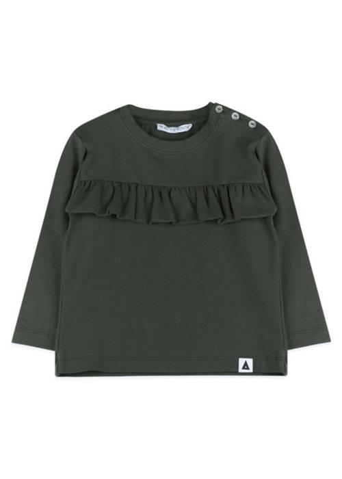 Ammehoela Ammehoela Coco Shirt Baby Dark Army