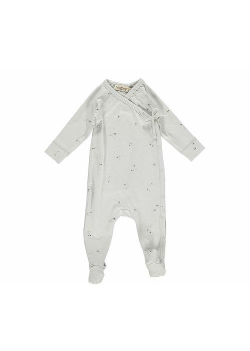 MarMar MarMar Rubetta Newborn Suit Blue Stems