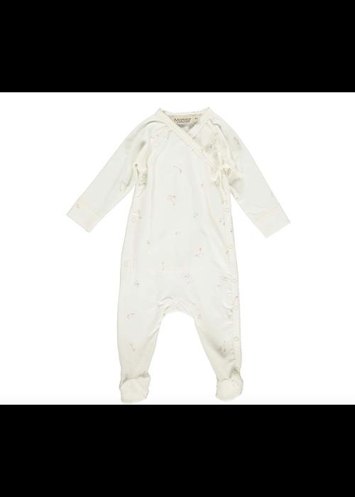 MarMar MarMar Rubetta Newborn Suit Rose Stems