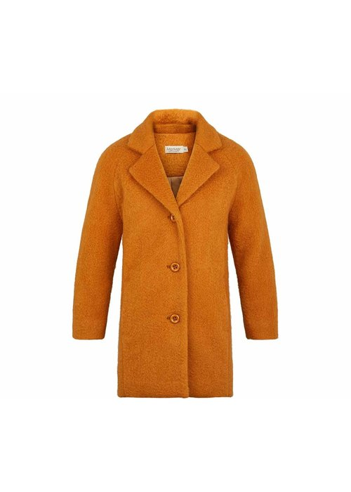 MarMar MarMar Osla Wool Coat Turmeric