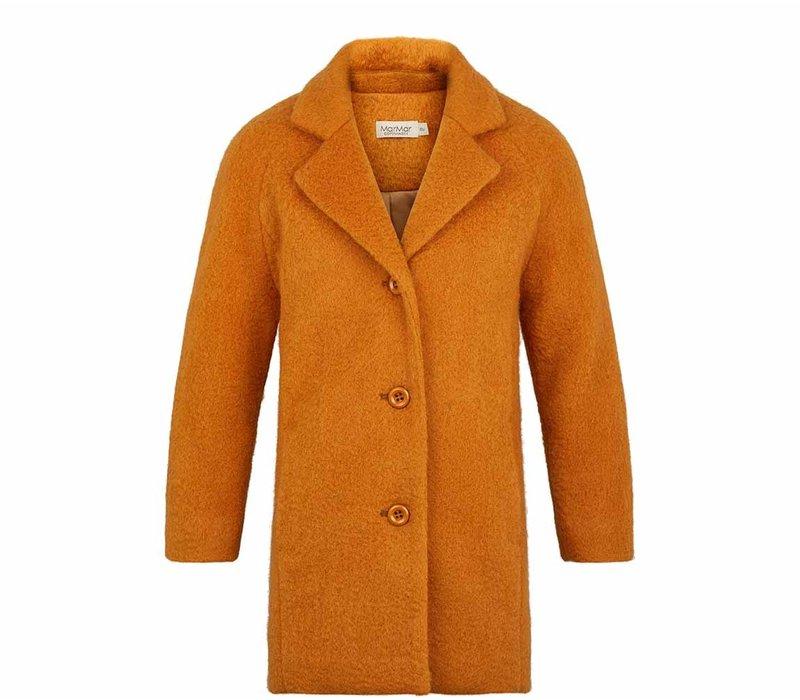 MarMar Osla Wool Coat Turmeric