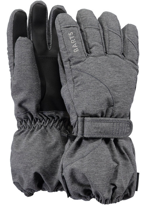 Barts Barts Tech Gloves Dark Heather