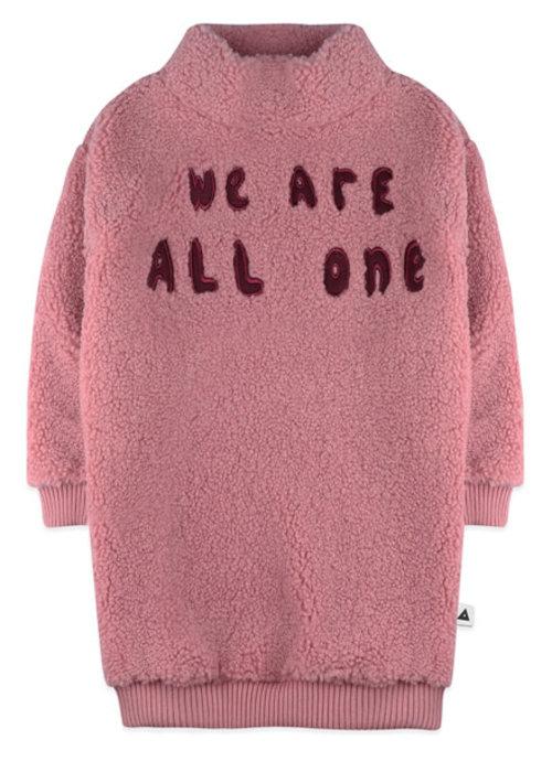 Ammehoela Ammehoela Tess Sweaterdress Pink