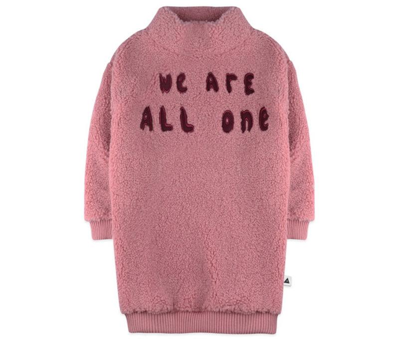 Ammehoela Tess Sweaterdress Pink